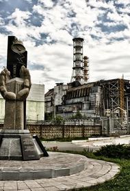 Пожар в Чернобыле вплотную подобрался к хранилищам с радиационными отходами