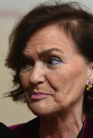 Вице-премьер Испании вылечилась от коронавируса нового типа
