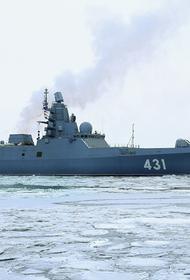 В сети назвали способный побеждать корабли НАТО без единого выстрела фрегат РФ