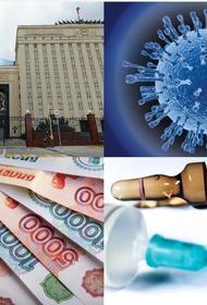Куда потратит Минобороны деньги, выделенные из бюджета для борьбы с коронавирусом