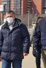 Дорожный сезон в Иркутске стартовал пораньше