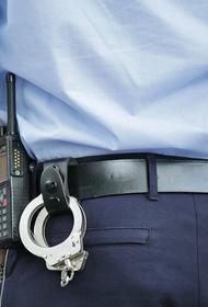 В Москве задержан мужчина, ранивший соседа из огнестрельного оружия