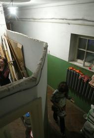 Тысячи жителей Санкт-Петербурга, проживающие в коммуналках, не могут самоизолироваться