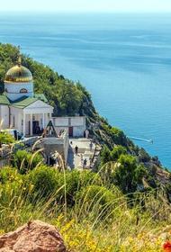 Свято-Георгиевский монастырь на мысе Фиолент в Крыму закрыли из-за обнаруженного коронавируса