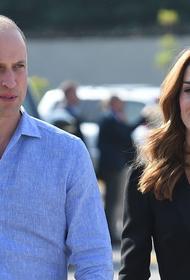 Принц Уильям и герцогиня Кейт рассказали, как справляются с тремя детьми на карантине