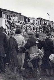 Депортация жителей Латвии: сердце, расколотое надвое