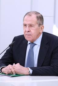 Лавров: РФ готова рассмотреть вопрос об открытии торгового представительства в Грузии