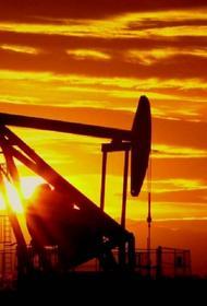 Стоимость американской нефти ушла в глубокий минус