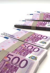 Курс евро поднялся выше 84 рублей