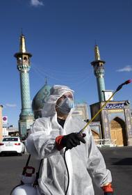 В Иране количество заболевших COVID-19 достигло 85 996
