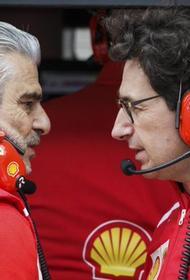 Экс-руководитель команды «Формулы-1» «Феррари» во время эпидемии коронавируса стал  водителем скорой помощи в Италии