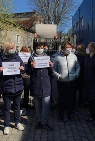 «Он потребовал удалить комментарий в ВК», жительница Калининграда рассказала как ей угрожал сотрудник Центра «Э»