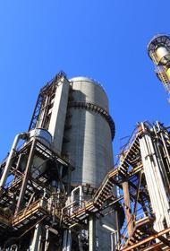 Стоимость российской нефти сорта Urals упала на $5,92 за баррель