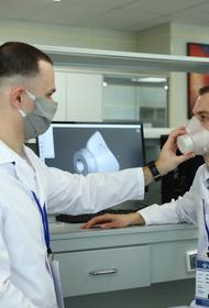 В Технополисе «ЭРА» военным и врачам разработали уникальную маску