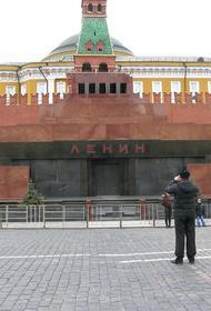 Ленин стал одним из брендов России, считает Захар Прилепин