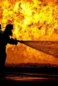 На нефтеперерабатывающем заводе в Перми произошло возгорание