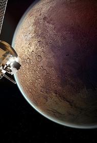 Китай придумал название для своей первой миссии на Марс