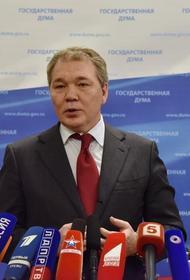 Депутат Госдумы Леонид Калашников заразился коронавирусом и госпитализирован