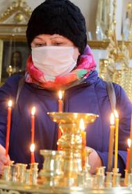 Священник проклял всех, кто призвал закрыть храмы из-за коронавируса
