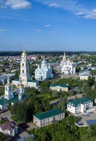 У нескольких насельниц Дивеевского монастыря выявили коронавирус COVID