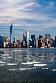 В штате Нью-Йорк  число жертв коронавируса постепенно снижается
