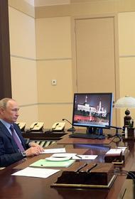 Владимир Путин согласился с предложением усилить наказание за умышленные поджоги леса
