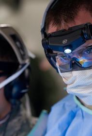 В Душанбе госпитализировали 136 медицинских работников с пневмонией