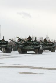 Россия вошла в пятёрку стран по расходам на военную оборону