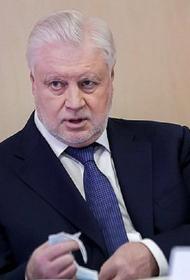 Миронов назвал микрофинансовые организации полукриминальными ростовщическими конторками