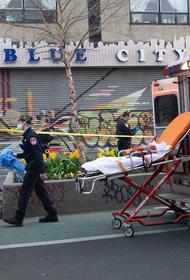 В Нью-Йорке увеличилось число пациентов с подозрением на COVID-19
