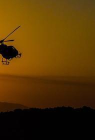 Вертолет НАТО пропал с радаров в Греции