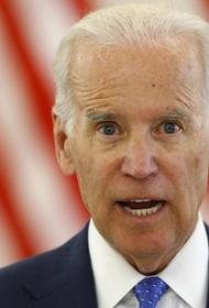 Набирающему популярность на выборах президента США Джо Байдену вытащили сексуальный скелет из шкафа