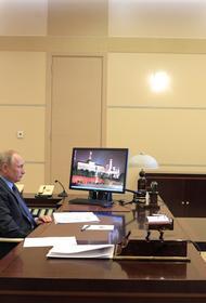 Губернатор Воронежской области во время встречи с Путиным в 10 раз завысил смету на строительство больницы