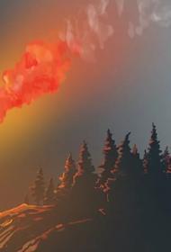 Российские ученые разгадали тайну Тунгусского метеорита