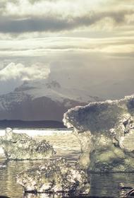 Крупная озоновая дыра закрылась над Арктикой