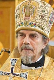 Сергей Шаргунов сообщил о заболевании коронавирусом его отца   протоиерея Александра Шаргунова