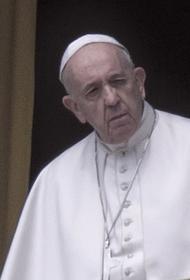 Папа Римский объявил 14 мая днем духовного единения религий в молитве за окончание пандемии