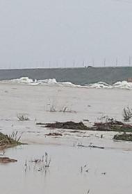 Из-за прорыва  дамбы на Сардобинском водохранилище затоплены населенные пункты Узбекистана и Казахстана