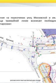 Коронавирус может помешать продлению трамвайной линии по улице Московской