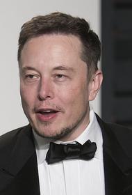 Илон Маск в шестой раз стал отцом