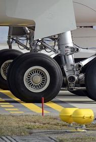 В Шереметьево после отказа левого двигателя совершил посадку Sukhoi Superjet 100