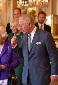 Принц Уильям разрешил самолетам скорой помощи заправляться на территории Кенсингтонского дворца