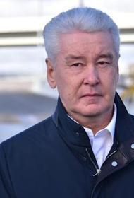 Собянин принял решение возобновить работу строительных и промпредприятий с 12 мая