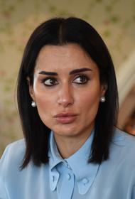 Канделаки заступилась за семью Рудковской в конфликте с журналистами