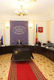 Депутаты ЗСК встретились с военным комиссаром края