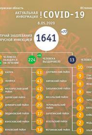 Шапша  объявил о продлении режима самоизоляции в Калужской области до 31 мая