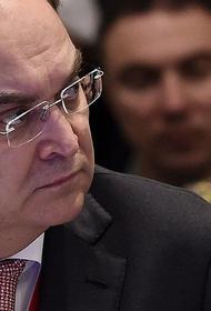 Антонов потребовал освободить россиян из тюрем в США в связи с угрозой коронавируса