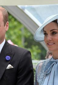 Принц Уильям и герцогиня Кейт поздравили ветеранов с 75-летием окончания войны
