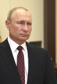 Путина впечатлила картина «Рабовладельцы» Гапоненко:  «Пробирает до слёз»