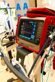 В больницы Кубани доставят 390 аппаратов ИВЛ